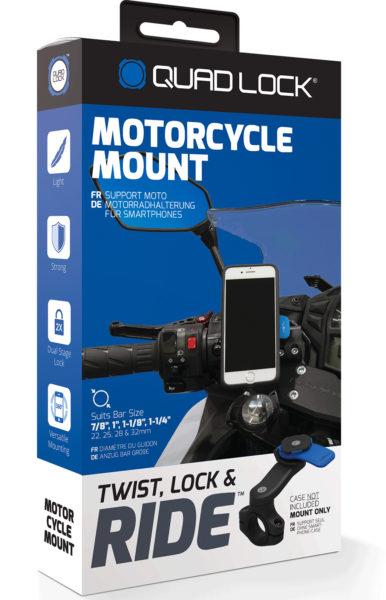 Quad Lock Support Guidon