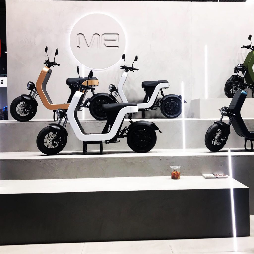 Stand Me Scooter Elettrica