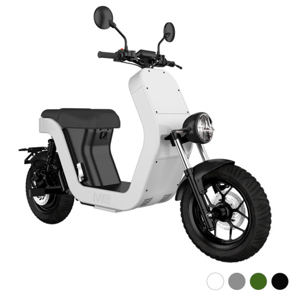 ME Scooter white All color