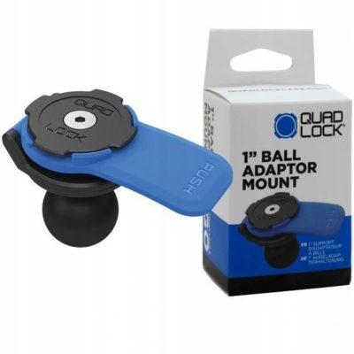 Quad Lock Support Ram Ball box