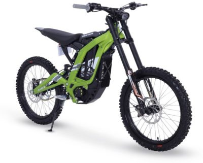 Sur-Ron Light Bee Off Road X Vert côté
