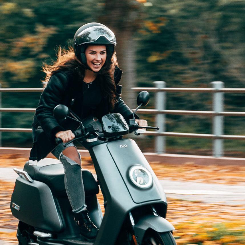 Scooter electrique livre gratuitement